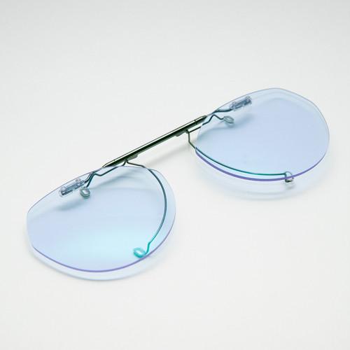 夜のまぶしさ対策「Neo Contrast」クリップオングラス
