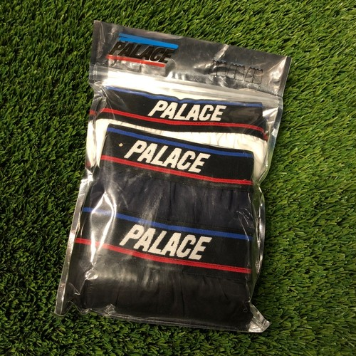 【palace skateboards】-パレススケートボード-BASICALLY A PACK OF BOXERS