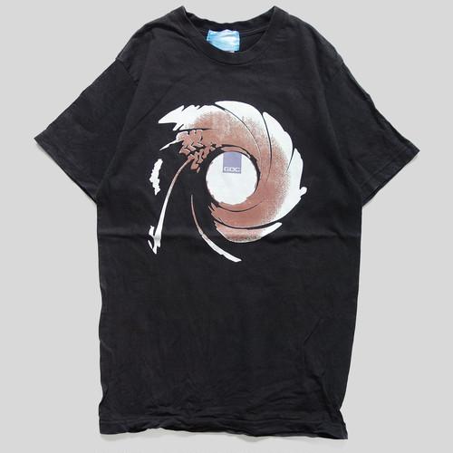 00年代 GDC Tシャツ | 映画 007 初期 ヴィンテージ 古着