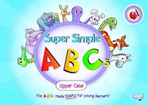 Super Simple ABC 大文字 9780982405642-2