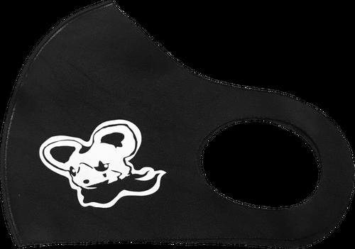 布マスク)スパンキー(白・黒・グレー・ピンク)