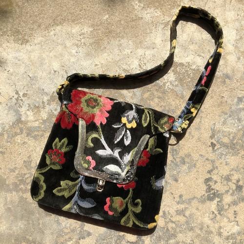 carpet handbag