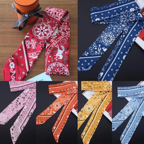 ツイリー風 シルクスカーフ