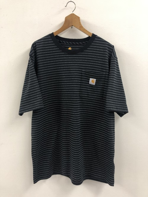 Carhartt stripe Pocket Tee