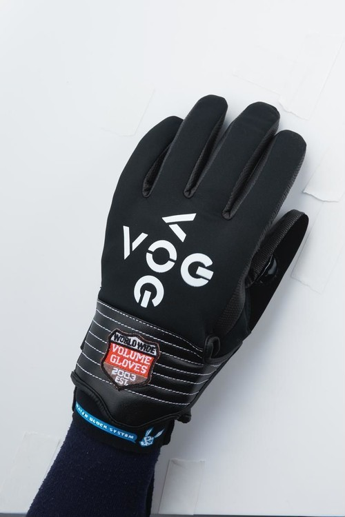 SALE 50%OFF 14-15 VOLUME GLOVES ヴォリュームグローブ 14-15 MANIFESTO WATERPROOF カラー BLACK