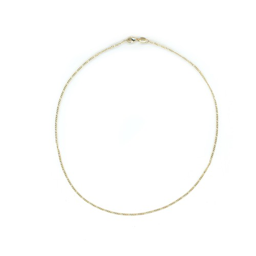 【GF1-80】18inch gold filled chain necklace