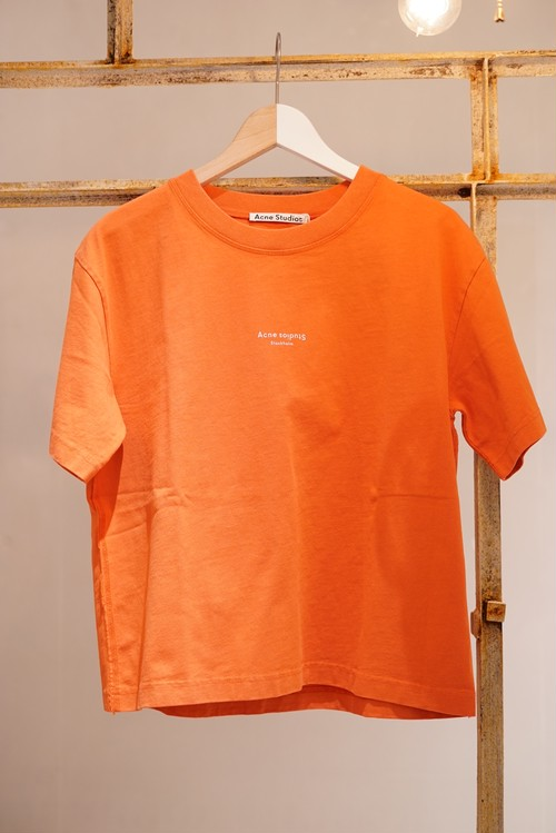 Acne Studios / STAMP T-SHIRTS (POPPY RED)