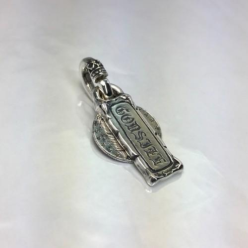 PENDANT [ID TAG & COIN] / IDタグ&コインペンダント