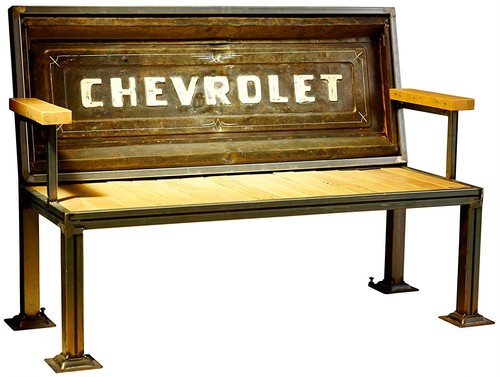 【L-LINE】CHEVROLET BROWN