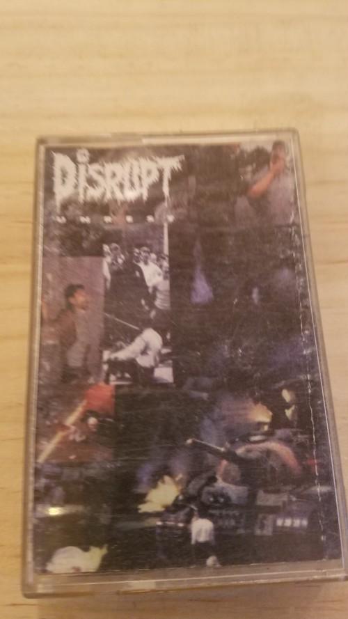 DISRUPT  /  unrest