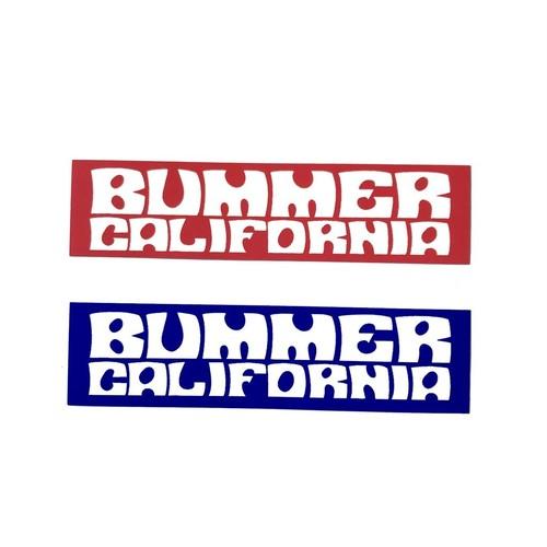 Bummer California - SPACEMEN STICKER PACK