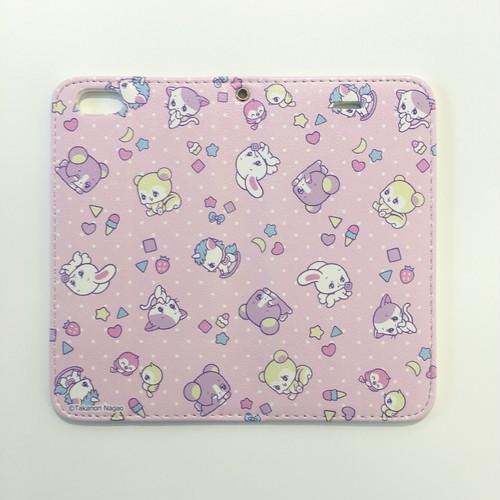 長尾高徳「Dreamlike Land」iPhone6/6S/7用ケース ブックタイプ
