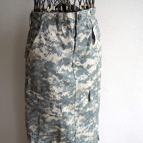 "[Magfacture] ""ACU LONG SKIRT"" size:XS(W27)"