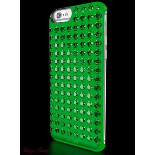 LUCIEN(ルシアン) iPhone6/6S/SE case SPECTRUM <Green・グリーン>