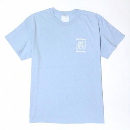 """FREEDIVING"" T-Shirts (Light Blue)"