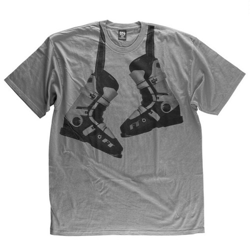FT Boots Tee