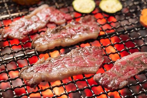 【焼肉食べ比べセット】山形村短角牛おうち焼肉2部位食べ比べ2〜3人前程度