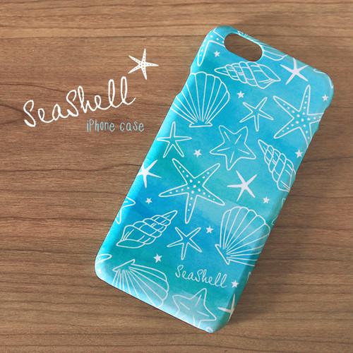 【オーダーメイド】iPhone スマホケース 【shell】 iPhone5/5c/5s/SE/6/6s/7/8/X/XS