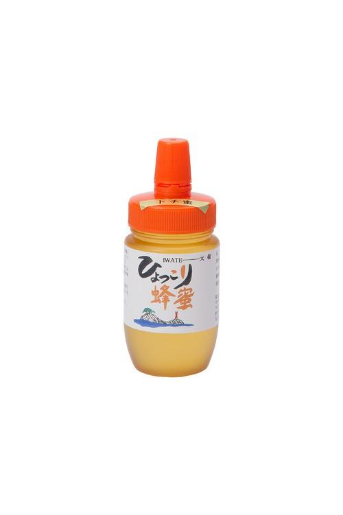 ひょっこり蜂蜜・トチ蜜・120g
