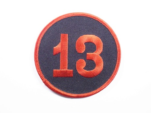 "OLD PATCH""13"""