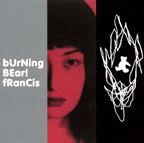 BURNING BEAR! (CD) / FRANCIS