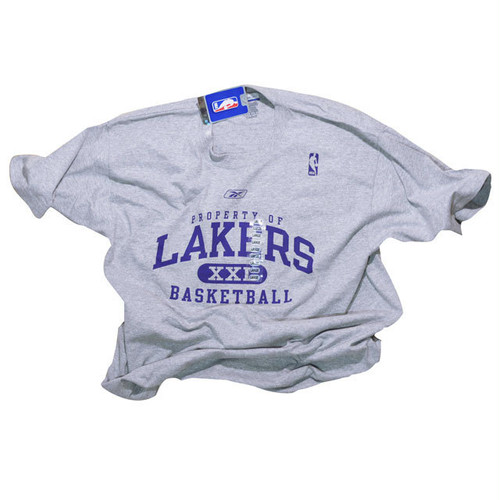 New★ Reebok NBA PROPERTY OF LAKERS Tee