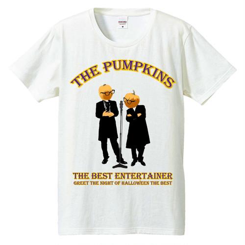 [Tシャツ] Pumpkins 2 / white