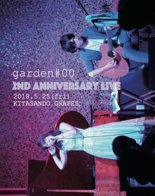 2nd anniversary live【Blu-ray disc】