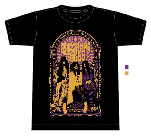 REAL FRIDAY THE DOLLS Tシャツ