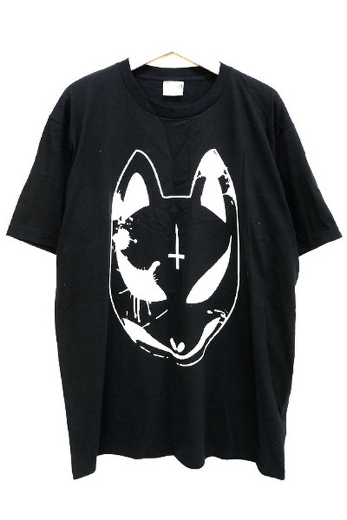 「狐繰/Ouija」 T-Shirt Black