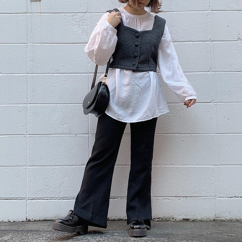 covered button bustier