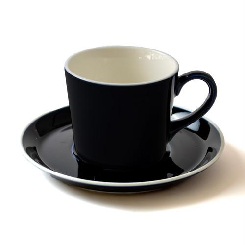 RUNOA COFFEE スペシャルティコーヒー カップ&ソーサー(ブルー)