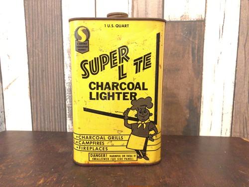 オイル缶 「SUPER LITE」