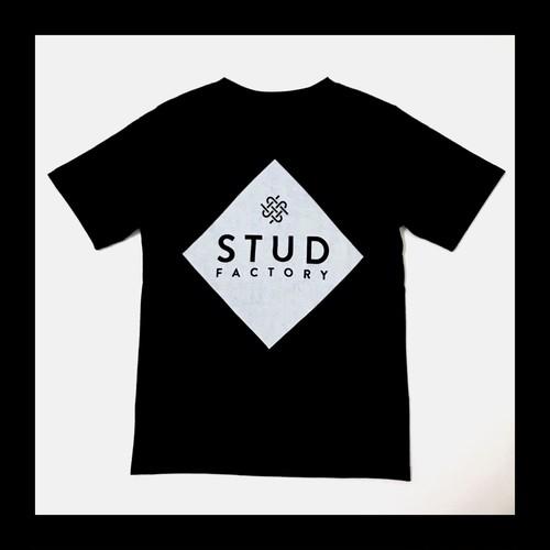 BIG  LOGO t-shirt(BLK)