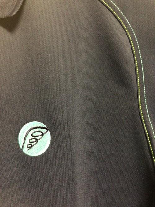 2010's PARADISO golf L/S polo shirt