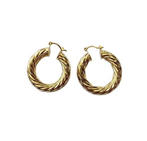 【GF2-25】gold filled earring