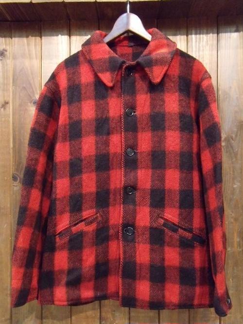 Vintage★40's 【DURABIL BRAND】Wool Jacket