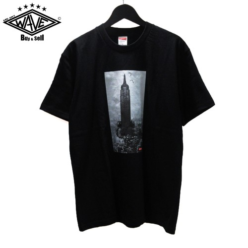 SUPREME 18AW Mike Kelley Supreme The Empire State Building Tee