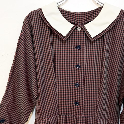 【USED】50's vintage ワンピース