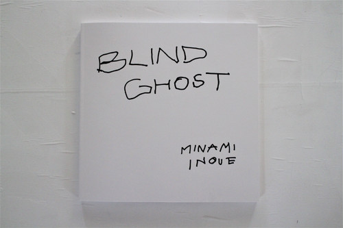 【ZINE】BLIND GHOST /井上みなみ
