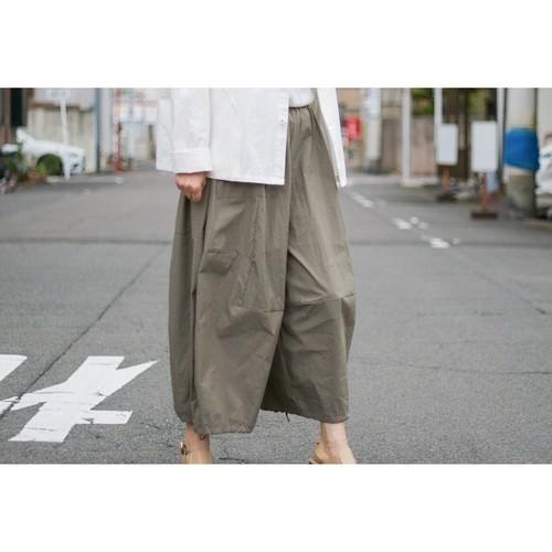 Unisex's / Design wide pants like a cargo pants