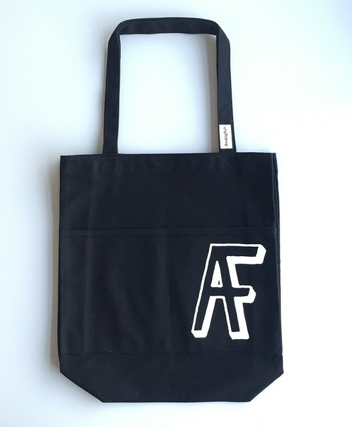 AF Double Poket Tote