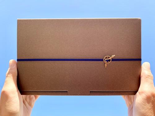 【ギフトボックス・ちいさいsize】時間を彩る贈り物(例:ドリップバッグ10個)