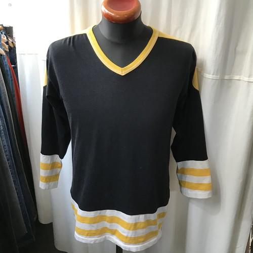 70's vintage CAMPUS フットボールTシャツ メンズL