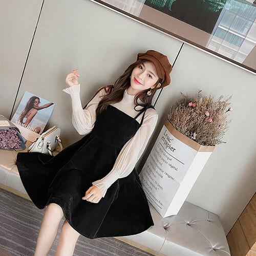 「セットアップ」単品注文女性らしいセクシーtシャツ単品注文ハイウエストチュールスカート2色カジュアルセットアップ22856062