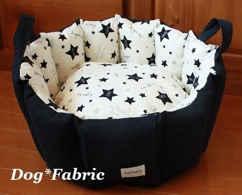 Dog *Fabric【ふわふわカドラー Sサイズ】