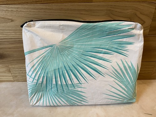 ALOHA Collection 「Mid Pouch」TROPICAL FAN PALMS COLLECTION