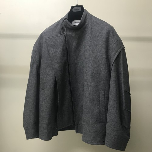 CHALAYAN FOLD OUT COLLAR JACKET