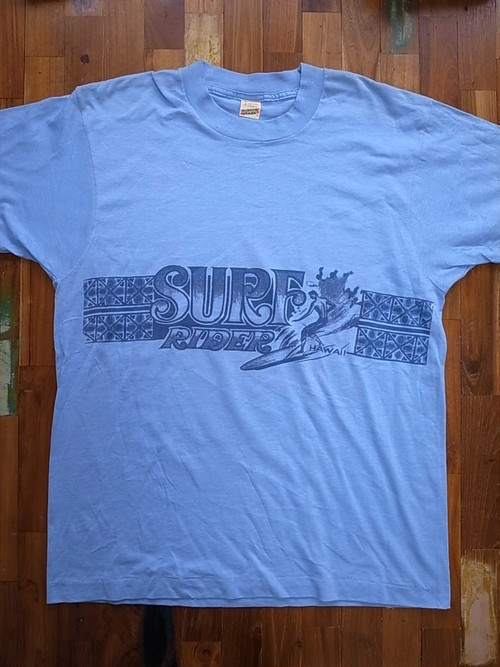 DEAD STOCK 80'S SURFER T-SHIRTS