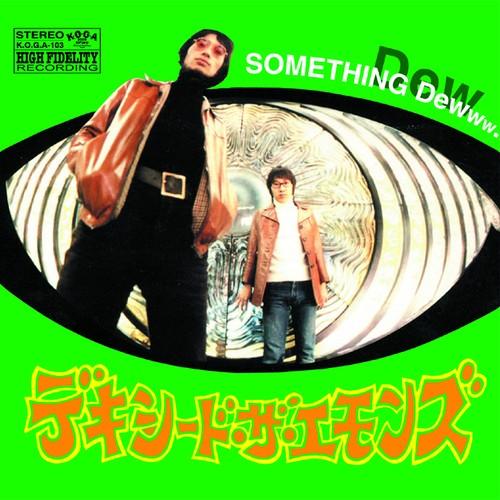 """デキシードザエモンズ """"SOMETHING Dew"""" (CD)"""